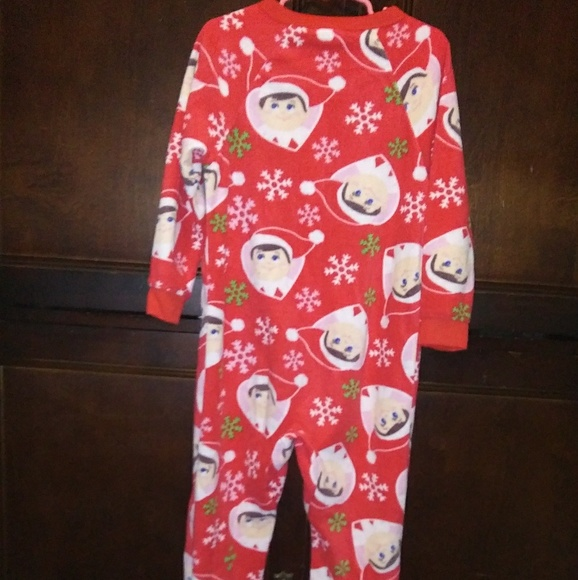 986773112 Elf on the Shelf Pajamas